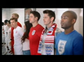 Euro 2012 - Supporting England