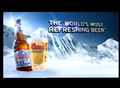 The World\'s Most Refreshing Beer